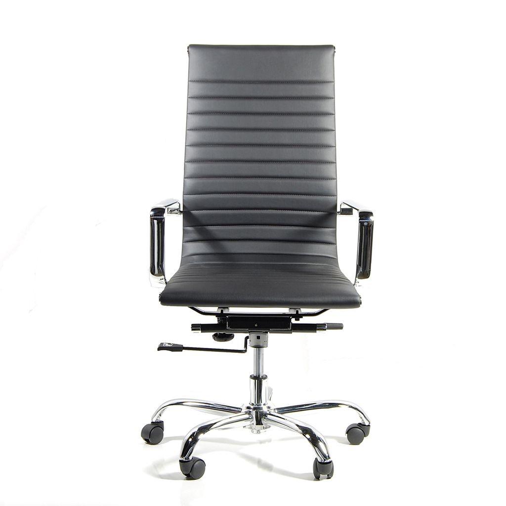 Bürodrehstuhl Chefsessel Look - Bürodrehstühle - Stühle - Büromöbel ...