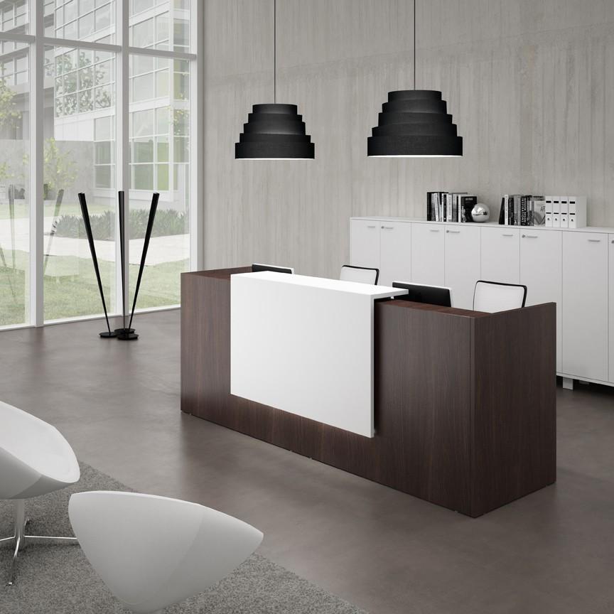 Empfangstheke Klarzeit - Büromöbel direkt vom Hersteller