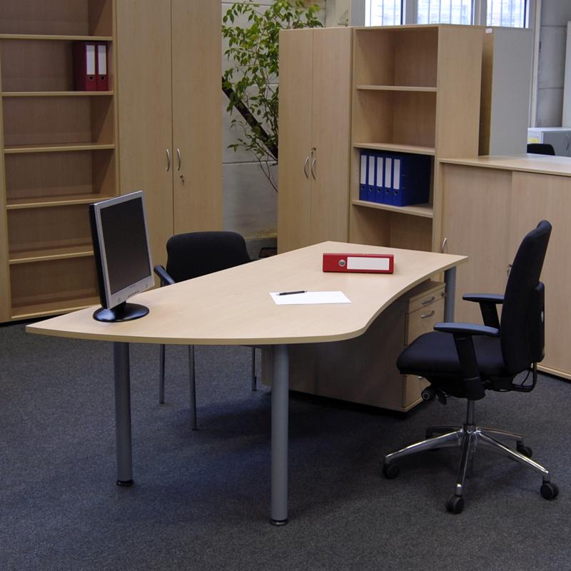 Schreibtische - Tische - Büromöbel direkt vom Hersteller